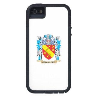 Escudo de armas del caballero - escudo de la famil iPhone 5 Case-Mate funda