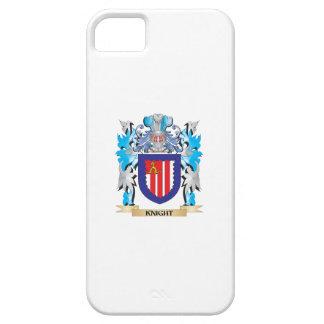 Escudo de armas del caballero - escudo de la iPhone 5 Case-Mate cárcasas