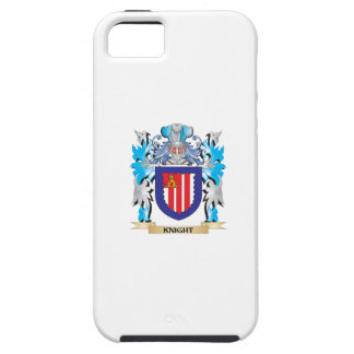 Escudo de armas del caballero - escudo de la iPhone 5 cárcasa