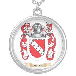 Escudo de armas del camino escudo de la familia grimpolas