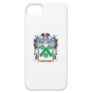 Escudo de armas del carretero - escudo de la iPhone 5 funda