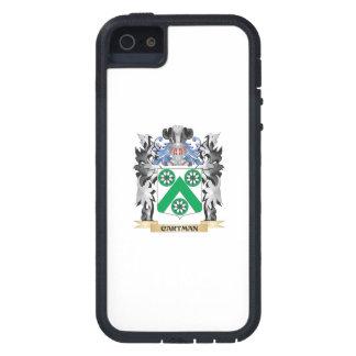 Escudo de armas del carretero - escudo de la iPhone 5 fundas
