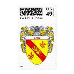 Escudo de armas del carril/escudo de la familia envio