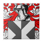 Escudo de armas del cazador azulejo