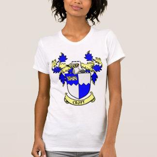 Escudo de armas del CERCADO Camisetas
