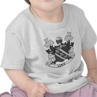 Escudo de armas del COL Camiseta