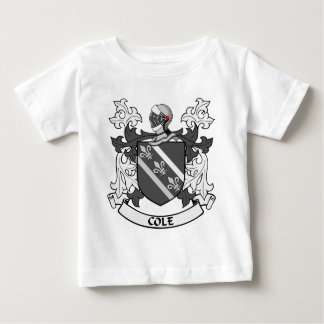 Escudo de armas del COL Playera De Bebé