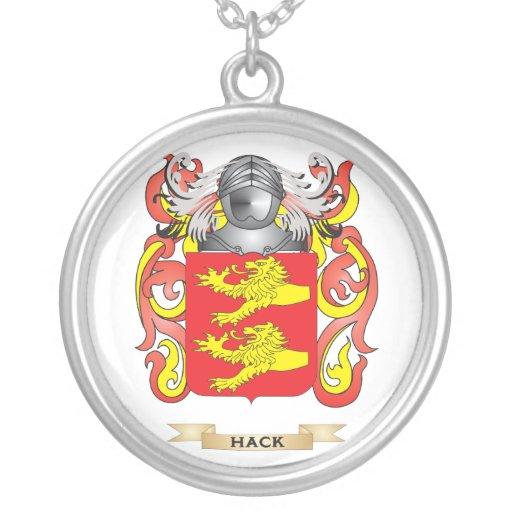 Escudo de armas del corte (escudo de la familia) grímpola
