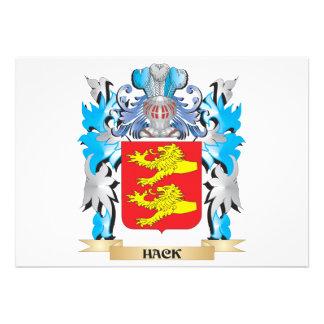 Escudo de armas del corte - escudo de la familia comunicados personales