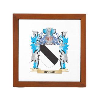 Escudo de armas del corvejón - escudo de la