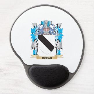 Escudo de armas del corvejón - escudo de la alfombrillas de ratón con gel