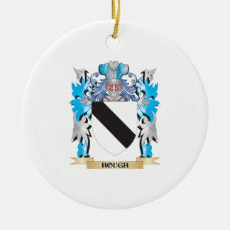 Escudo de armas del corvejón - escudo de la adornos de navidad