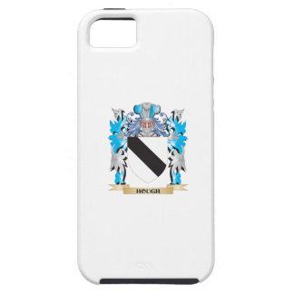 Escudo de armas del corvejón - escudo de la iPhone 5 cárcasa