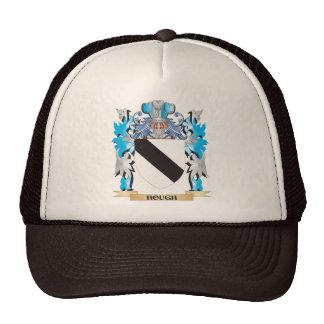 Escudo de armas del corvejón - escudo de la gorros bordados