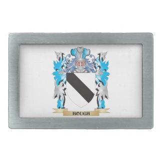 Escudo de armas del corvejón - escudo de la hebillas de cinturón rectangulares