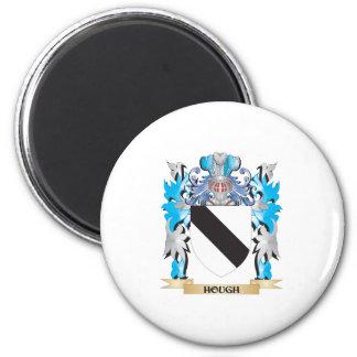Escudo de armas del corvejón - escudo de la imán de nevera