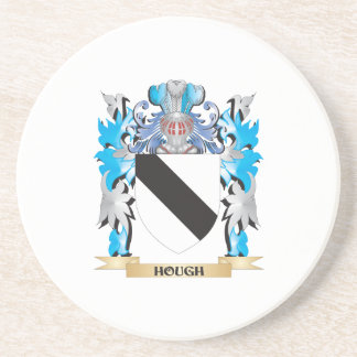 Escudo de armas del corvejón - escudo de la posavasos para bebidas