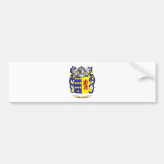 escudo de armas del de La Paz Pegatina Para Auto