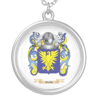 Escudo de armas del Dun Colgante Redondo