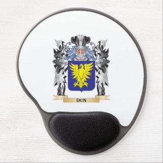 Escudo de armas del Dun - escudo de la familia Alfombrilla De Ratón Con Gel
