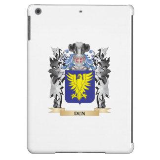 Escudo de armas del Dun - escudo de la familia Funda Para iPad Air