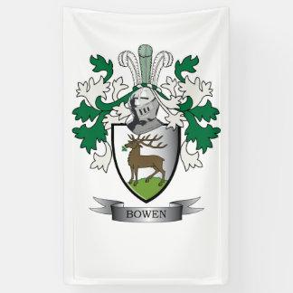 Escudo de armas del escudo de la familia de Bowen