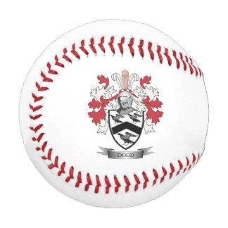 Escudo de armas del escudo de la familia de Dodd