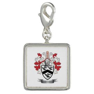 Escudo de armas del escudo de la familia de Dodd Dije