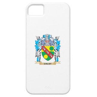 Escudo de armas del esmeril - escudo de la familia iPhone 5 Case-Mate protectores