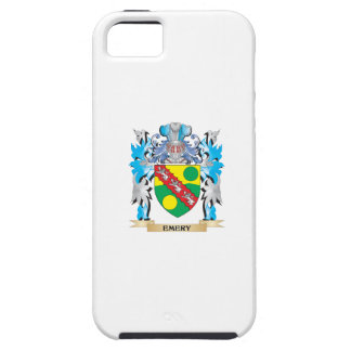 Escudo de armas del esmeril - escudo de la familia iPhone 5 Case-Mate cárcasas