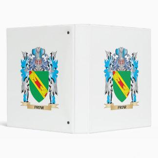 Escudo de armas del fraile - escudo de la familia