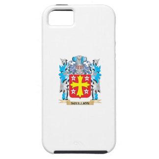 Escudo de armas del galopín de cocina - escudo de iPhone 5 Case-Mate protector