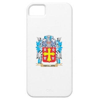 Escudo de armas del galopín de cocina - escudo de iPhone 5 Case-Mate carcasa