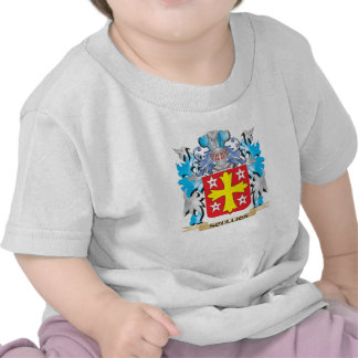 Escudo de armas del galopín de cocina - escudo de camiseta
