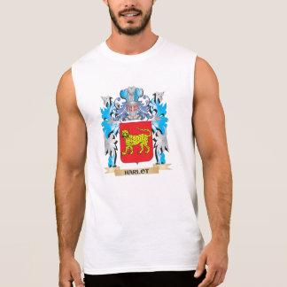Escudo de armas del Harlot - escudo de la familia Camiseta Sin Mangas
