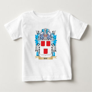 Escudo de armas del heno - escudo de la familia camisas