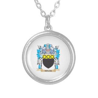 Escudo de armas del Hogan - escudo de la familia Collar Personalizado