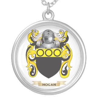 Escudo de armas del Hogan escudo de la familia Grimpolas