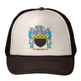 Escudo de armas del Hogan - escudo de la familia Gorro