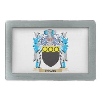 Escudo de armas del Hogan - escudo de la familia Hebillas Cinturon