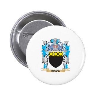 Escudo de armas del Hogan - escudo de la familia Pin