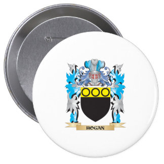 Escudo de armas del Hogan - escudo de la familia Pins