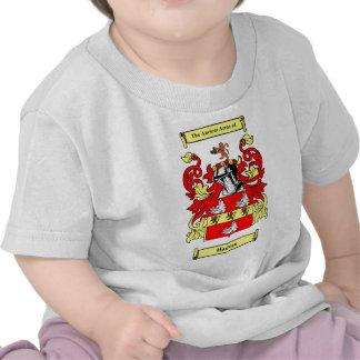 Escudo de armas del Hudson Camiseta