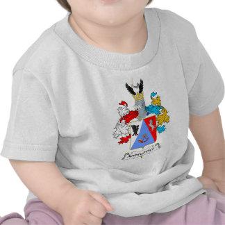 Escudo de armas del húngaro de la familia de Andre Camiseta