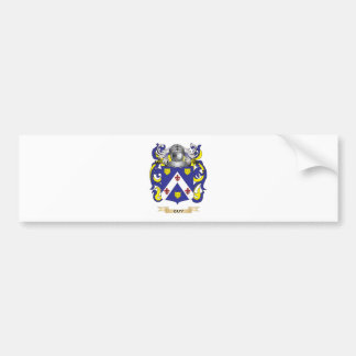Escudo de armas del individuo (escudo de la famili pegatina para auto