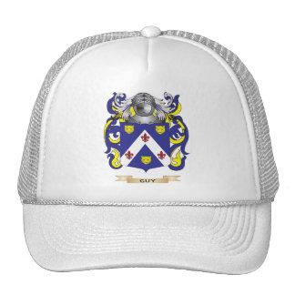 Escudo de armas del individuo (escudo de la famili gorras de camionero