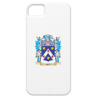Escudo de armas del individuo - escudo de la funda para iPhone 5 barely there