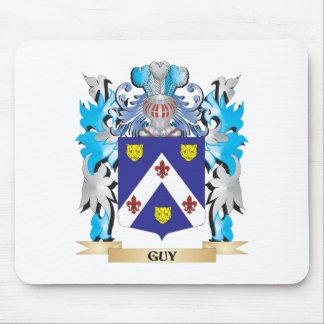 Escudo de armas del individuo - escudo de la mouse pads