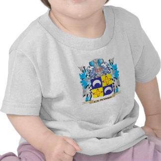 Escudo de armas del la-Marre - escudo de la Camiseta