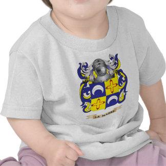 Escudo de armas del la-Marre (escudo de la Camisetas